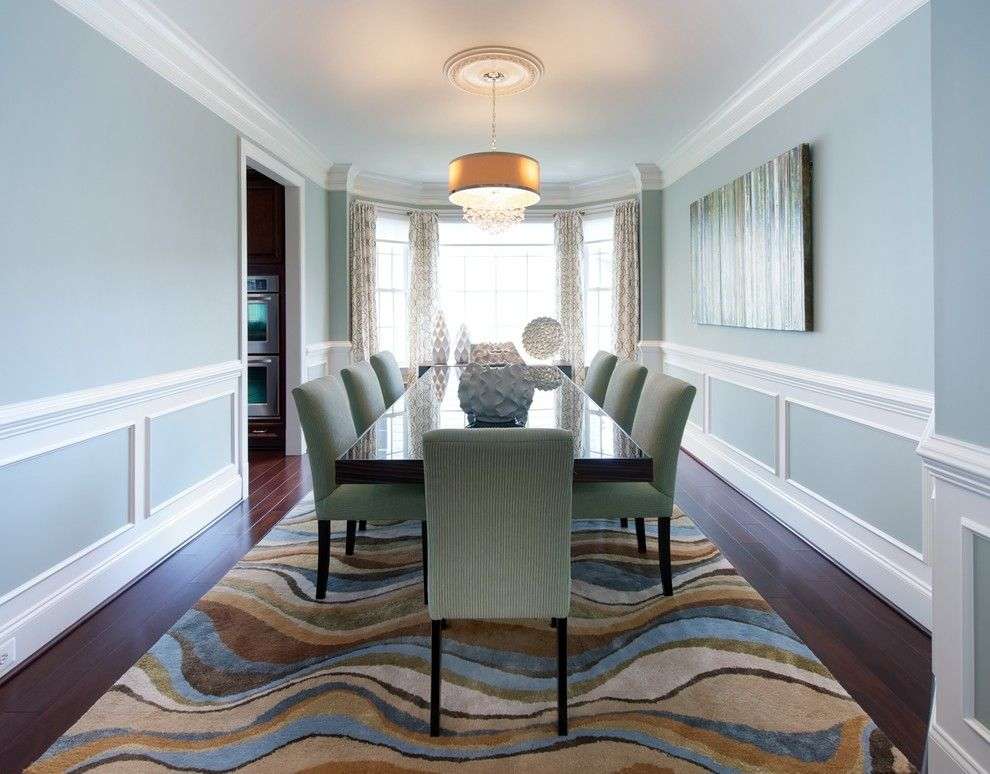 One Color Walls With Chair Rail Google Search Paint Dining Room Wall Color Dining Room Paint Dining Room Paint Colors