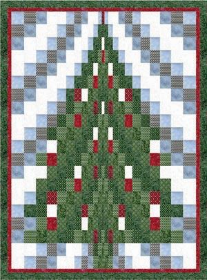 Quilt Inspiration: Free pattern day: Christmas quilts (part 1 ... : quilt inspiration free patterns - Adamdwight.com