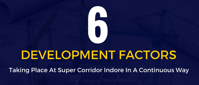 IDA continues to proceed by ensuring the best planned for Real estate property projects development at super corridor Indore with an ultra modern structure