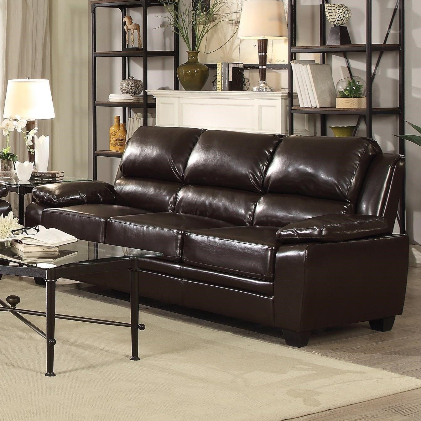 Gryffin Sofa by Coaster Value city furniture, Mattress