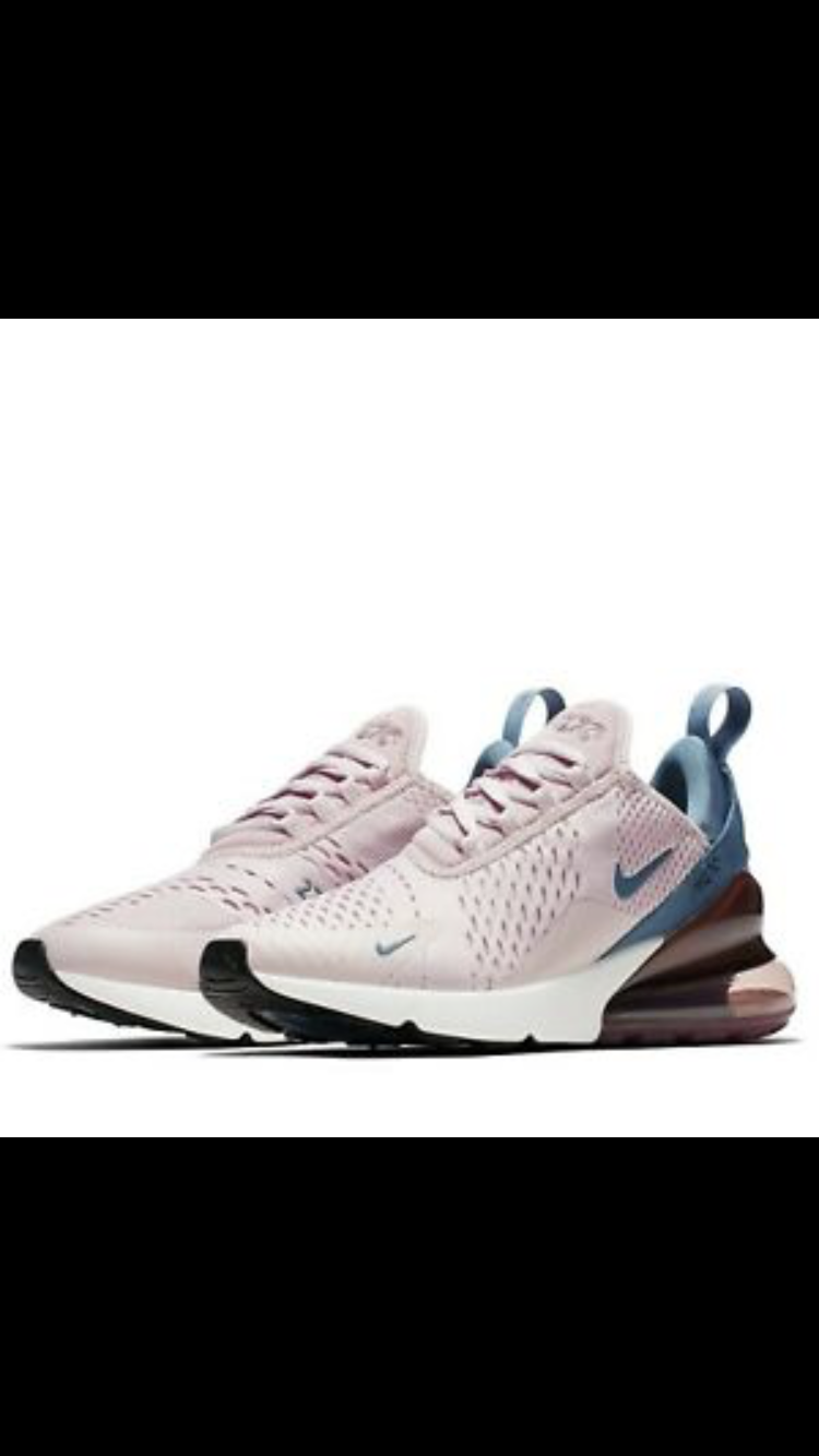 NIKE AIR MAX 270 Particle Rose Celestial Teal Women's