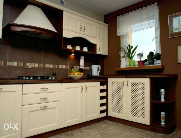 Meble Kuchenne Szafy Wnekowe Lazienkowe Pokojowe Na Wymiar Lodz Baluty Olx Pl Stylish Kitchen Inside Home Kitchen Cabinets