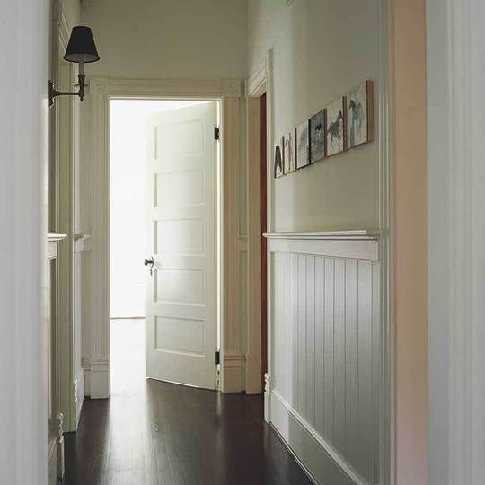 Recipe For A Happy Hallway