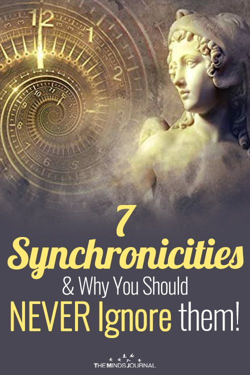 7 Synchronicities and Why You Should NEVER Ignore