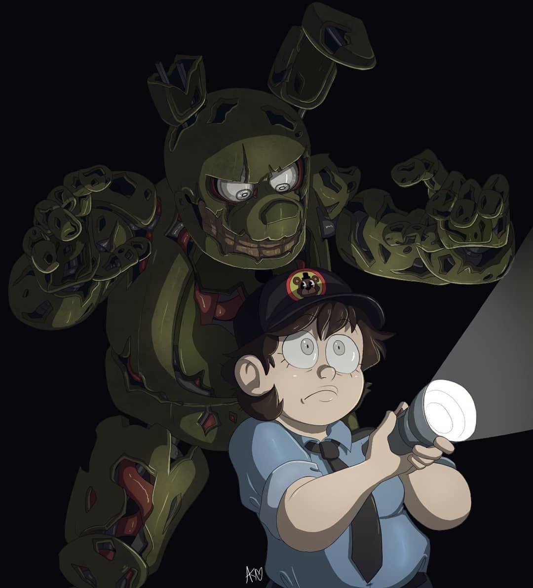 Pin En Five Nights At Freddy S