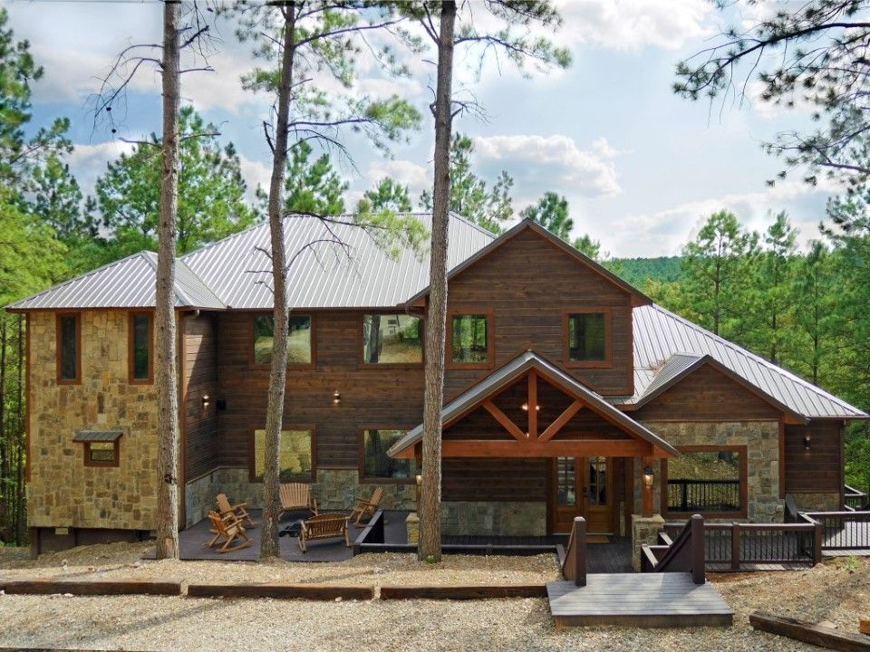 Reserve Our Luxury Cabins In Broken Bow Rustic Luxury Cabins Luxury Cabin Cabin Vacation Cabin Rentals