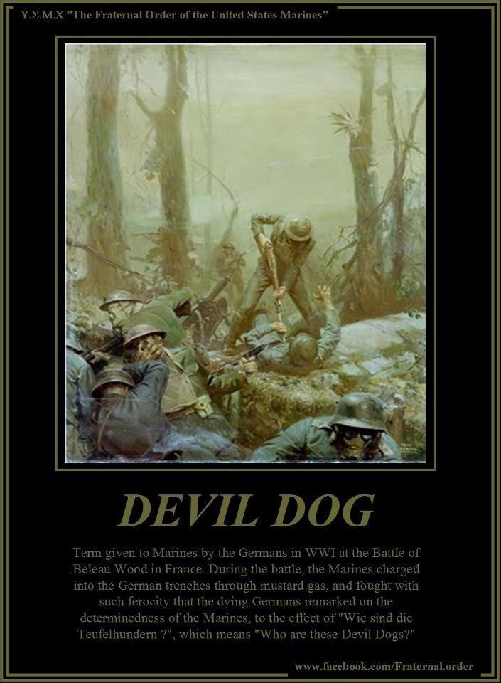 Teufelhunden