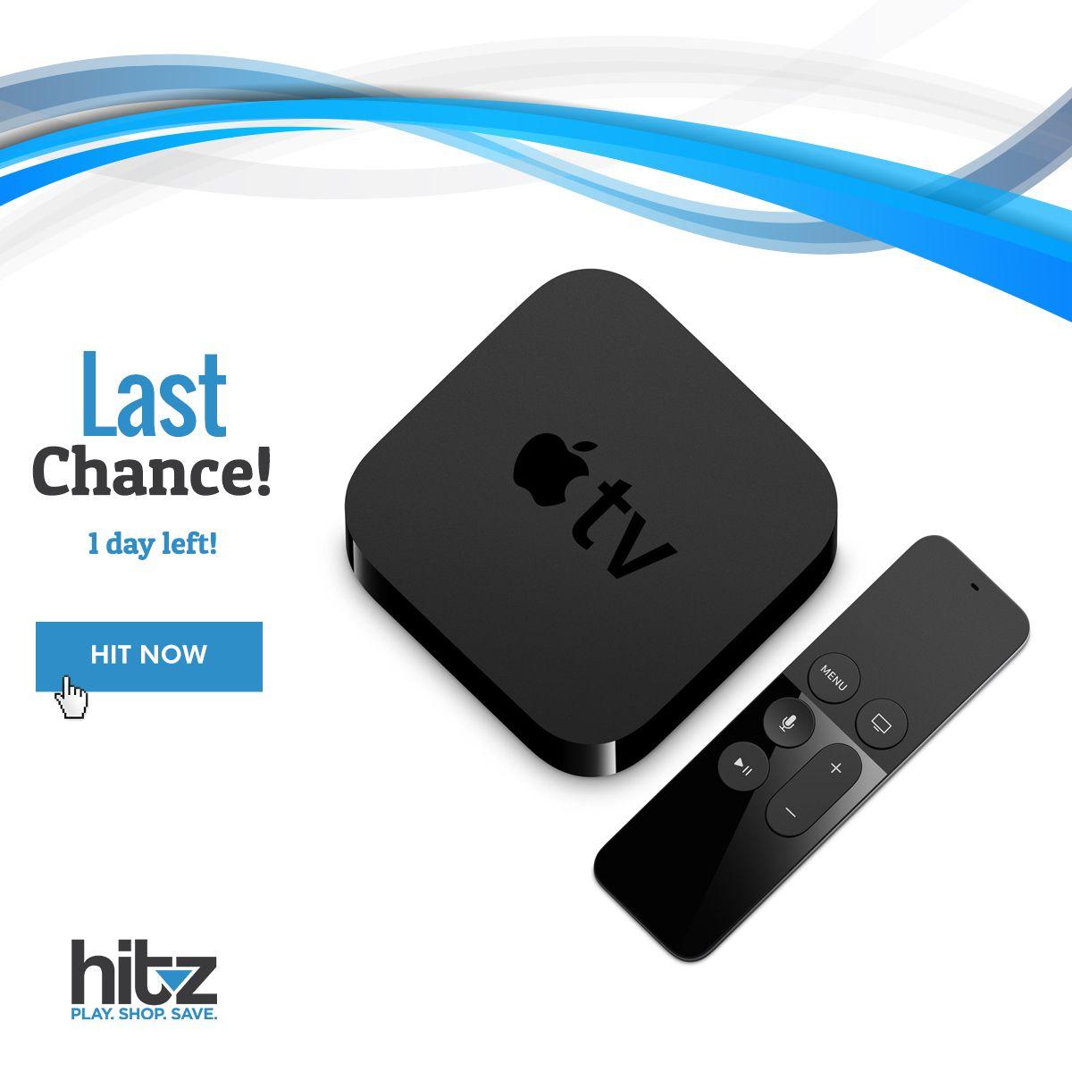 HitzArabia AppleTV one day left Apple TV bringing