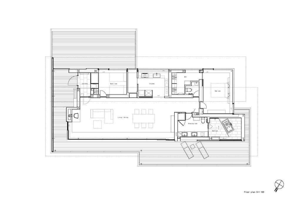 House In Asamayama / Kidosaki Architects Studio U2013 ArchDaily