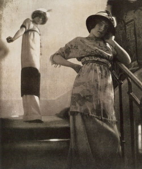 Edward Steichen Editorial For Art Et Decoration Magazine, 1911