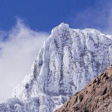 Cordillera patagónica, Chile