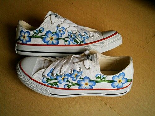 Photo of Converse custom made