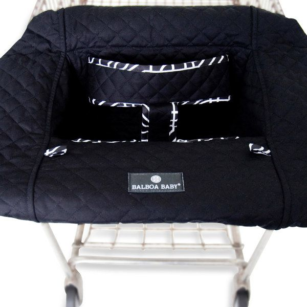 Balboa Baby Shopping Cart Cover - Geo - Bed Bath & Beyond