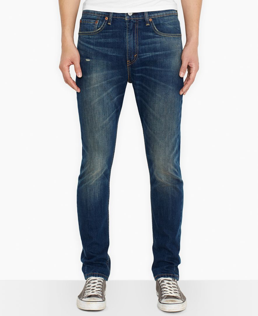 Levi's 510 skinny fit jeans spear