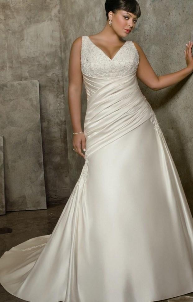 a2535d3cf19e Pakistani Bridal Dresses Short Tea Length Plus Size Wedding Dresses Corset  Back Strapless Lace Appliques Tulle A Line Beach Bridal Gowns 2017 Cheap  Custom