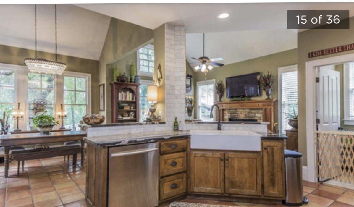 Best Farmhouse Sink Home Kitchen Cabinets 640 x 480