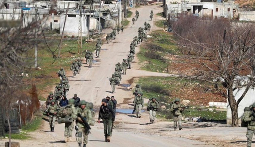 تلاش ترکیه برای ادغام گروهکهای تروریستی سوریه اخبار تلاش