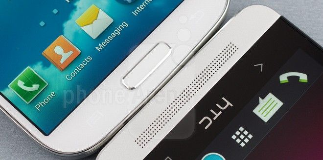 Galaxy S4 vs HTC One M7: future-proof flagships of yesteryear • Load the Game