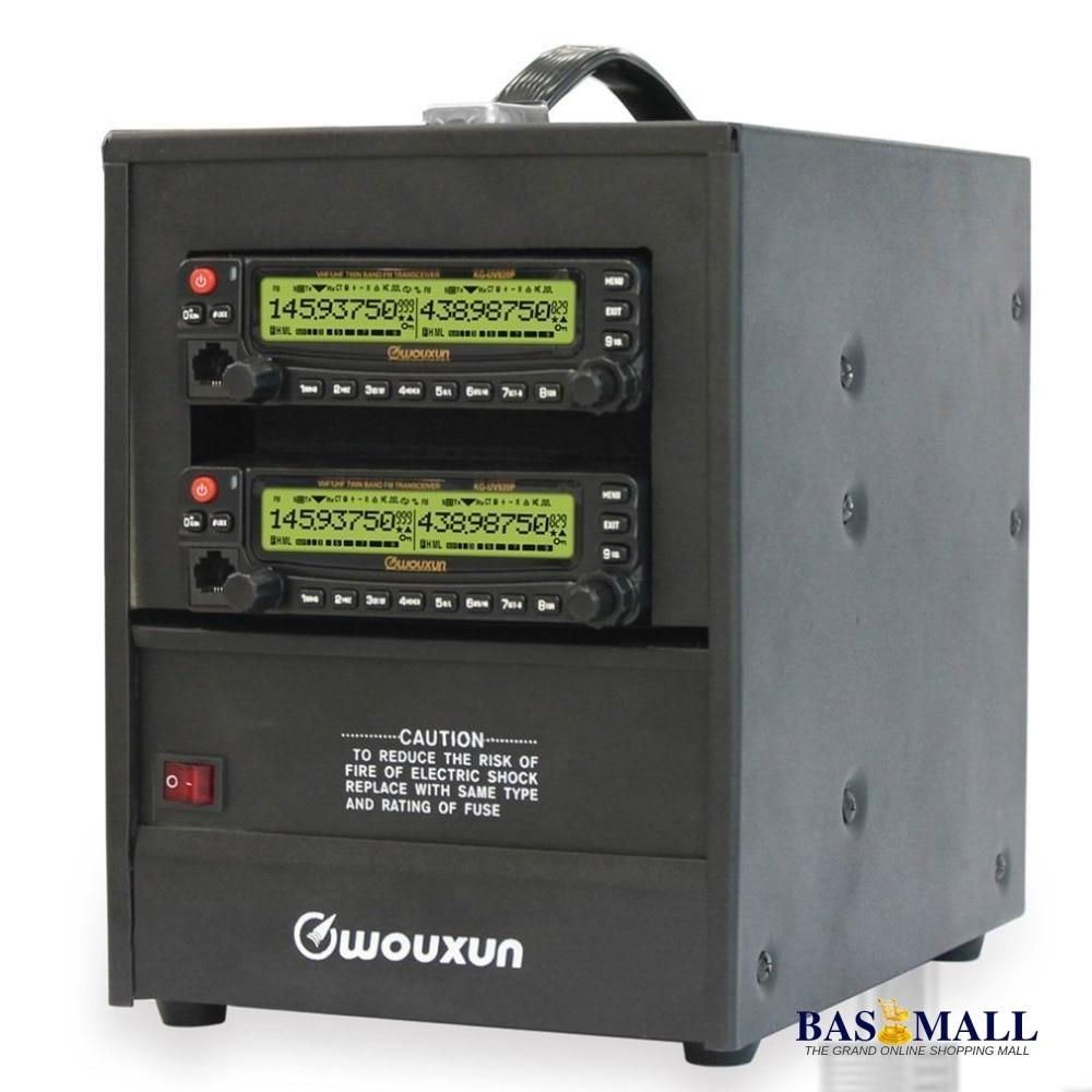 Quad Band Repeater WOUXUN KG-R68 walkie talkie with base station  #baofeng #icom #securityequipment #electronics #lagos #portharcourt #love #nigeria #africa #bbnaija