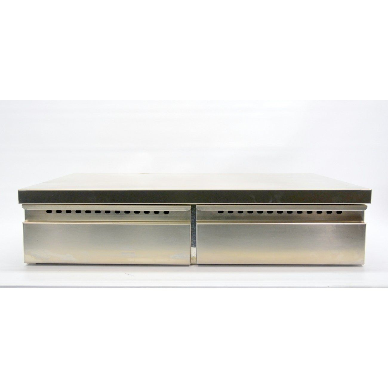 Commercial Espresso Coffee Knockbox Stainless Steel Pull Out