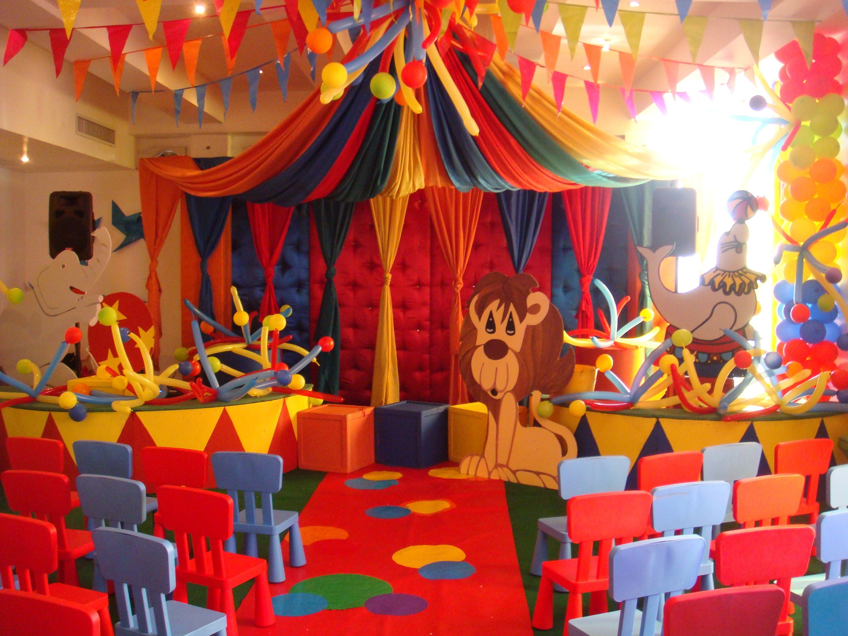 3264 2448 circus pinterest - Ideas fiestas tematicas ...