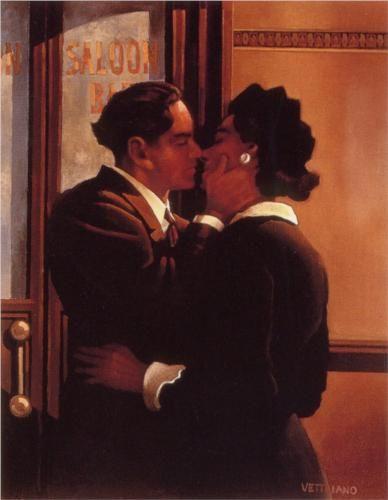 Kiss Jack Vettriano With Images Jack Vettriano Jack Jack
