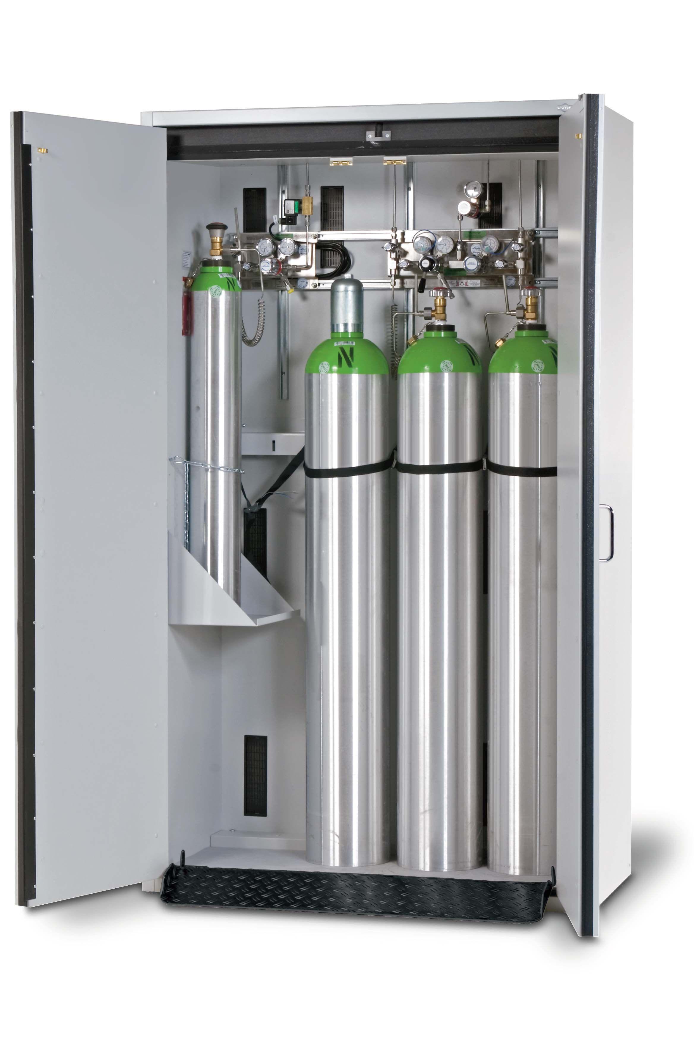 Gas Cylinder Cabinets EN 14470 2 Image Pictures