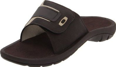 3f1b6023dc75 Oakley Men s Supercoil 4 Slide Sandal Oakley.  46.00. Made in China.  synthetic. Micro hook   loop pad closure. Microban antimicrobial treatment.