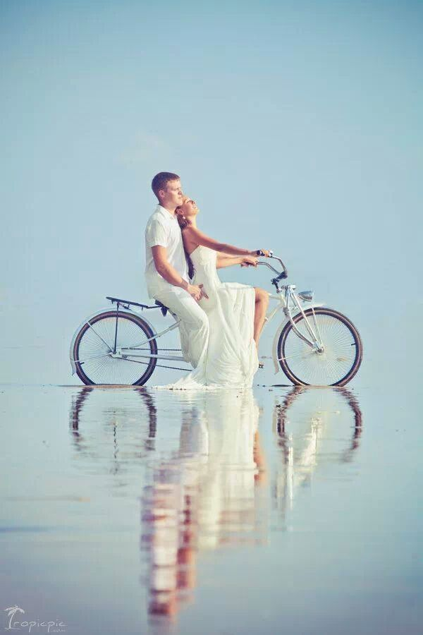 Perfect reflection♥♥ #couples
