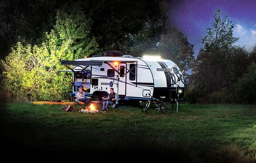 New RVs for 2020 Travel Trailers Trailer Life in 2020