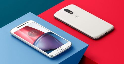 Motorola New Moto G4 And G4 Plus Phone Smartphone Latest