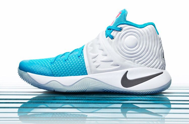 reputable site 0bac6 3f284 Kyrie 2 Fire and Ice, one of the new colorways for Kyrie Irving s latest  Signature Shoe. Love this colorway.   Kicks   Pinterest   Shoes sneakers  and ...