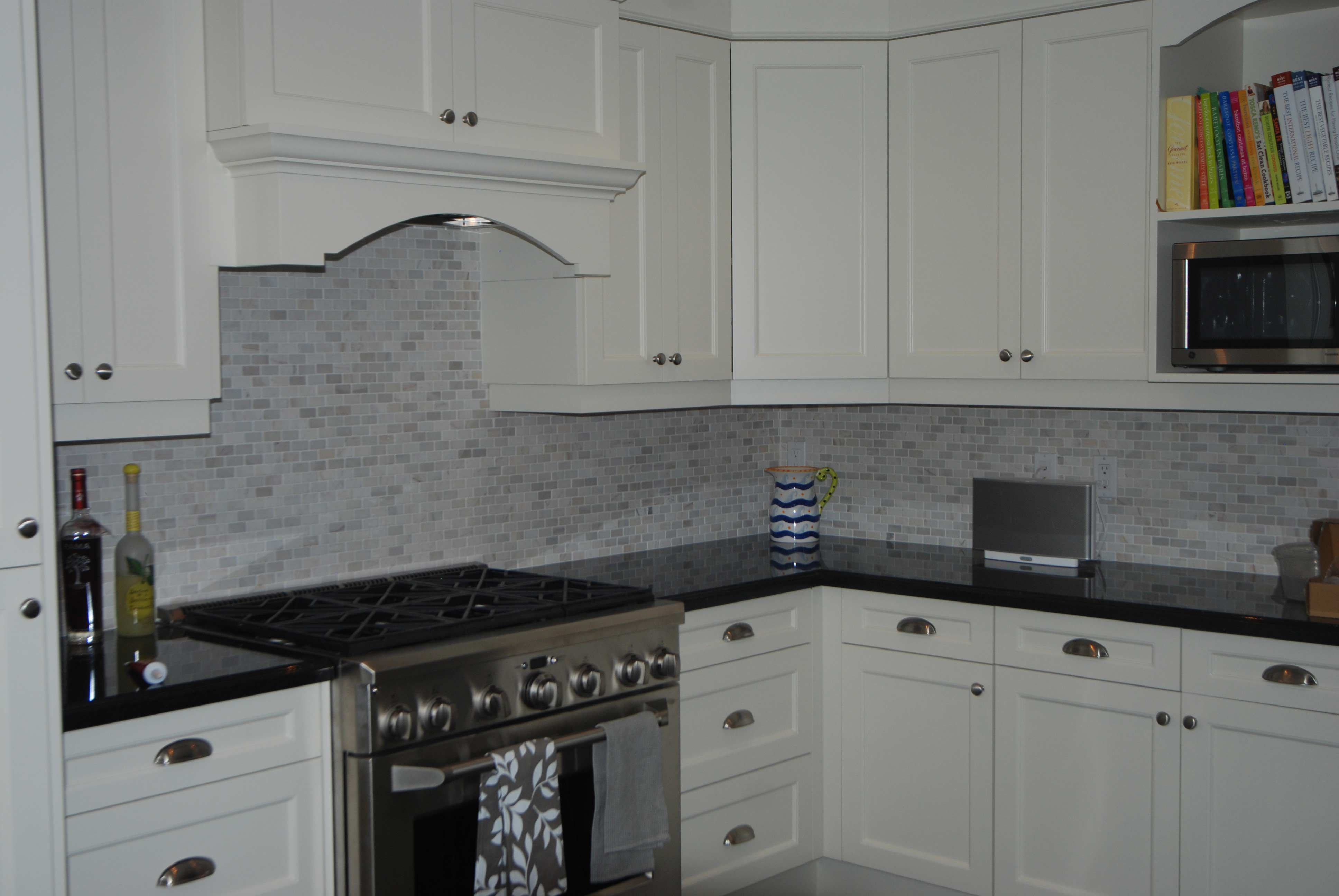 - Marble Mini Brick Backsplash Instant Granite, Affordable