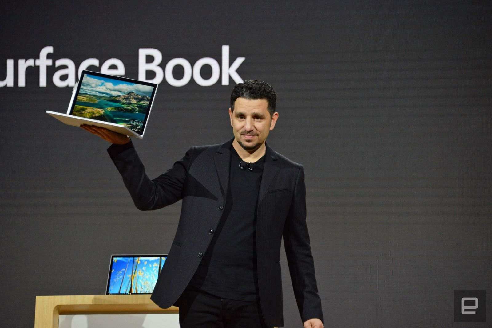 The laptop/tablet hybrid also promises 16 hours of battery life.