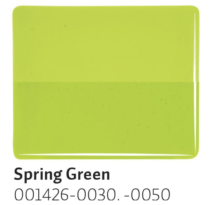 Spring Green Transparent (1426) 2mm