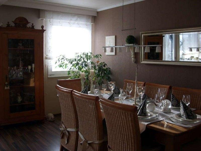 wohnzimmer 'essecke' - unser neues haus - zimmerschau | living, Hause deko