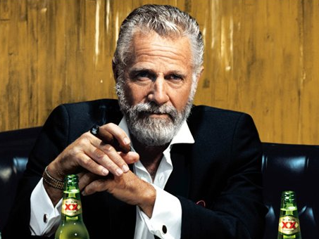 The Truth About The Most Interesting Man In The World Mens