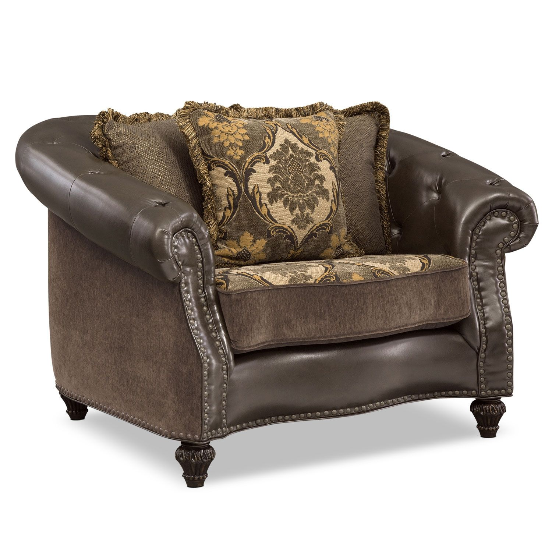 Nicholas Chair   Value City Furniture  sc 1 st  Pinterest & Nicholas Chair   Value City Furniture   Cabin reading nook ...