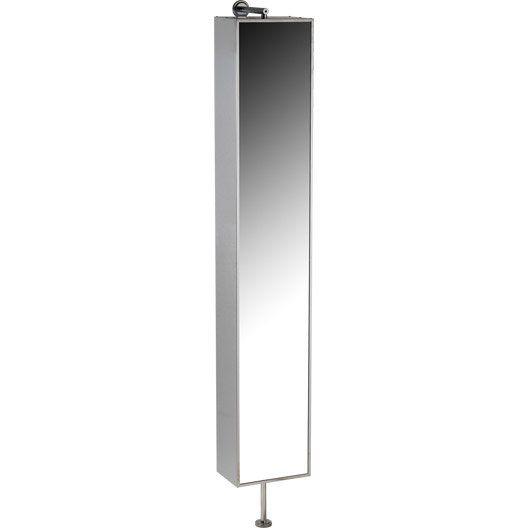 armoire de toilette non lumineuse urban l 30 x h 170 x p 20 cm appart lucie pinterest. Black Bedroom Furniture Sets. Home Design Ideas