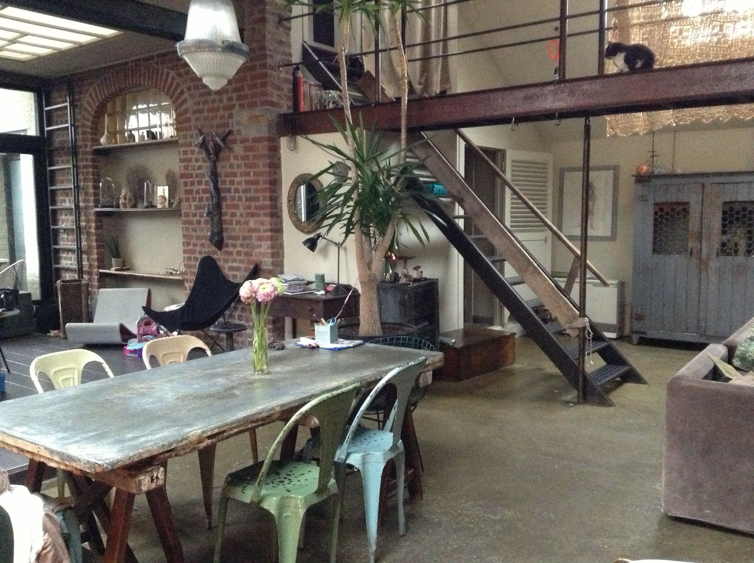 Home Loft, ideas, home, house, apartment, decor, decoration ...