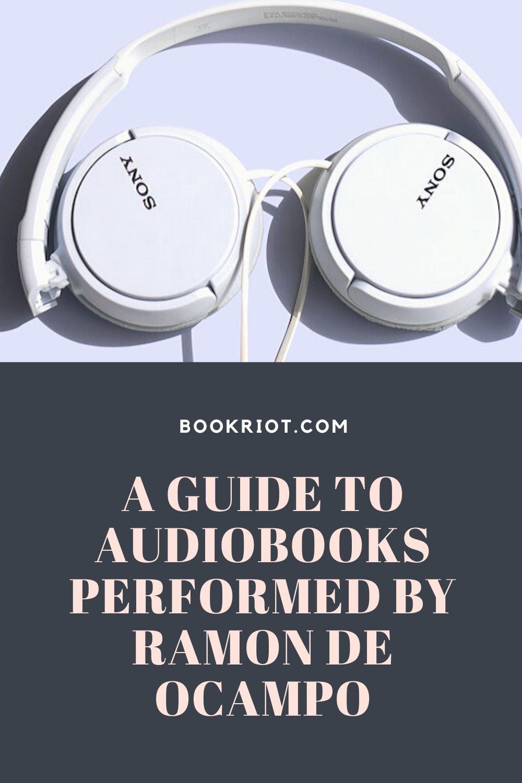 Listening Pathways Ramon De Ocampo Audiobooks In 2020 Reading List Challenge Audiobooks Audio Books