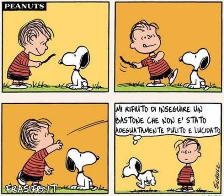Le Frasi Piu Belle Di Snoopy Vignette Snoopy Charlie Brown