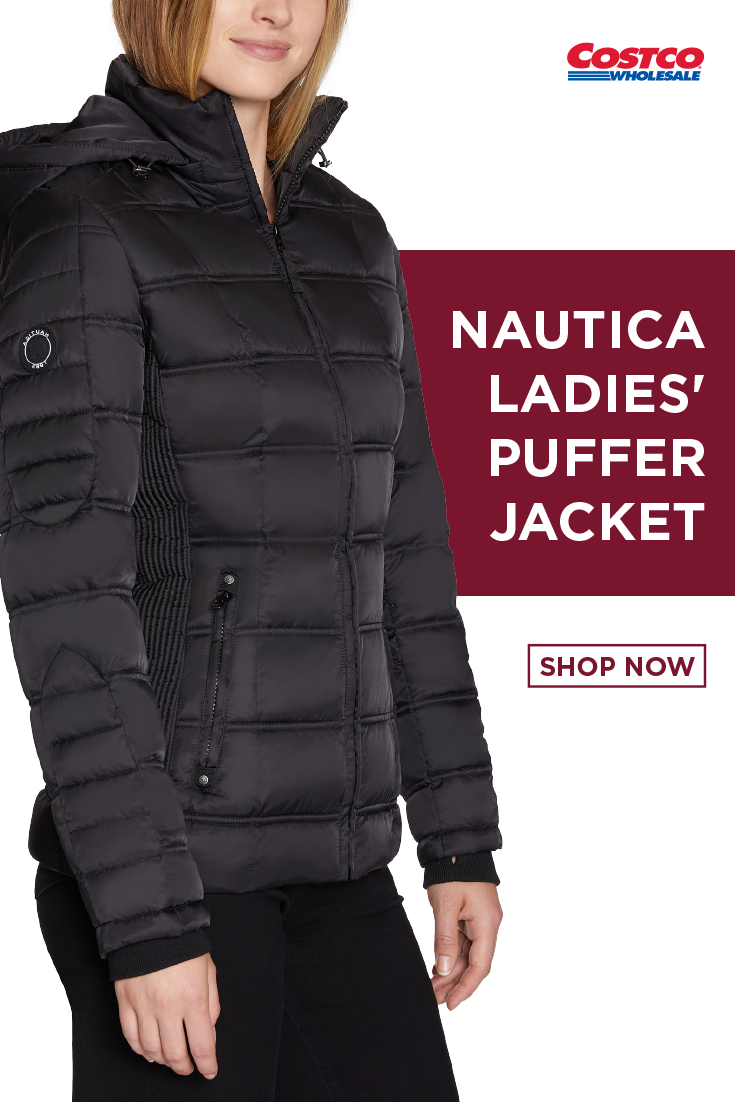 Nautica Ladies Puffer Jacket Jackets Puffer Jackets Puffer [ 1102 x 735 Pixel ]