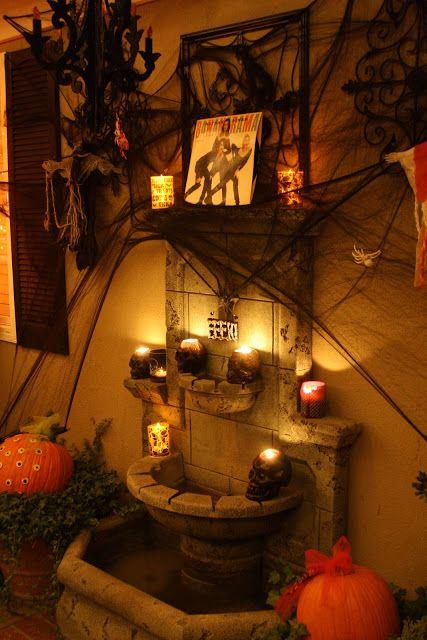Halloween decor, 80s Themed Halloween Party Halloween Pinterest - halloween decor images