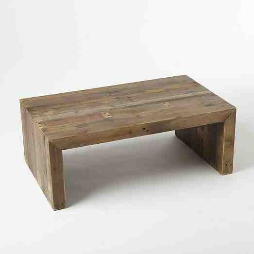 Emerson Coffee Table From West Elm Coffee Table Wood Reclaimed Wood Coffee Table Coffee Table