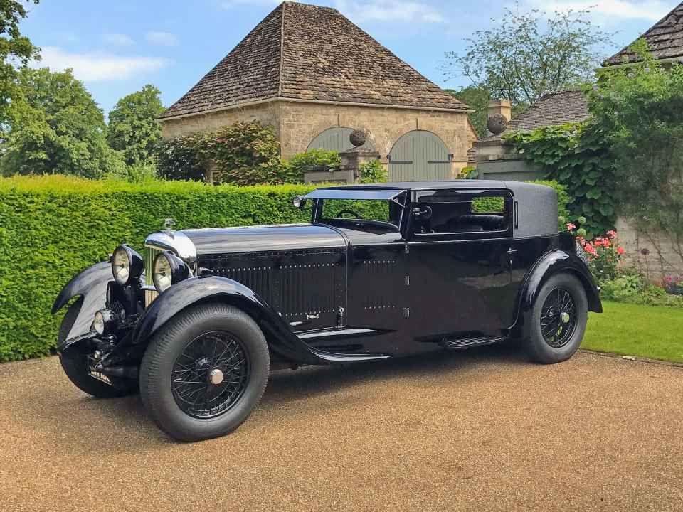¿Cuál es el auto clásico más excepcional del mundo? Los