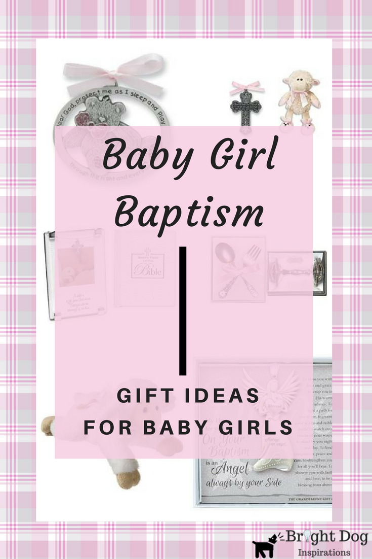 baptism gifts ideas for