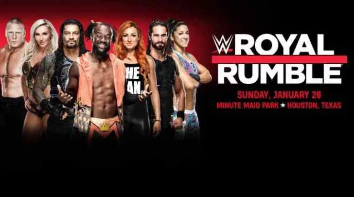 Information About Wwe Royal Rumble 2020 Card Wrestling News And Rumors Wwe Royal Rumble Royal Rumble Minute Maid Park