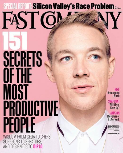 Fast Company Us Coverjunkie Fast Company Magazine Magazine Cover Layout Magazine