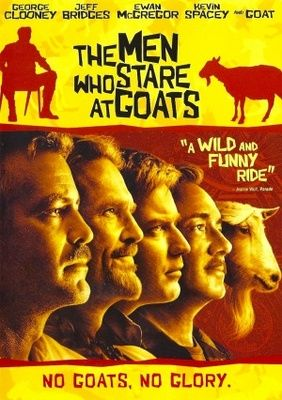 The Men Who Stare At Goats 2009 Poster Funny Films George